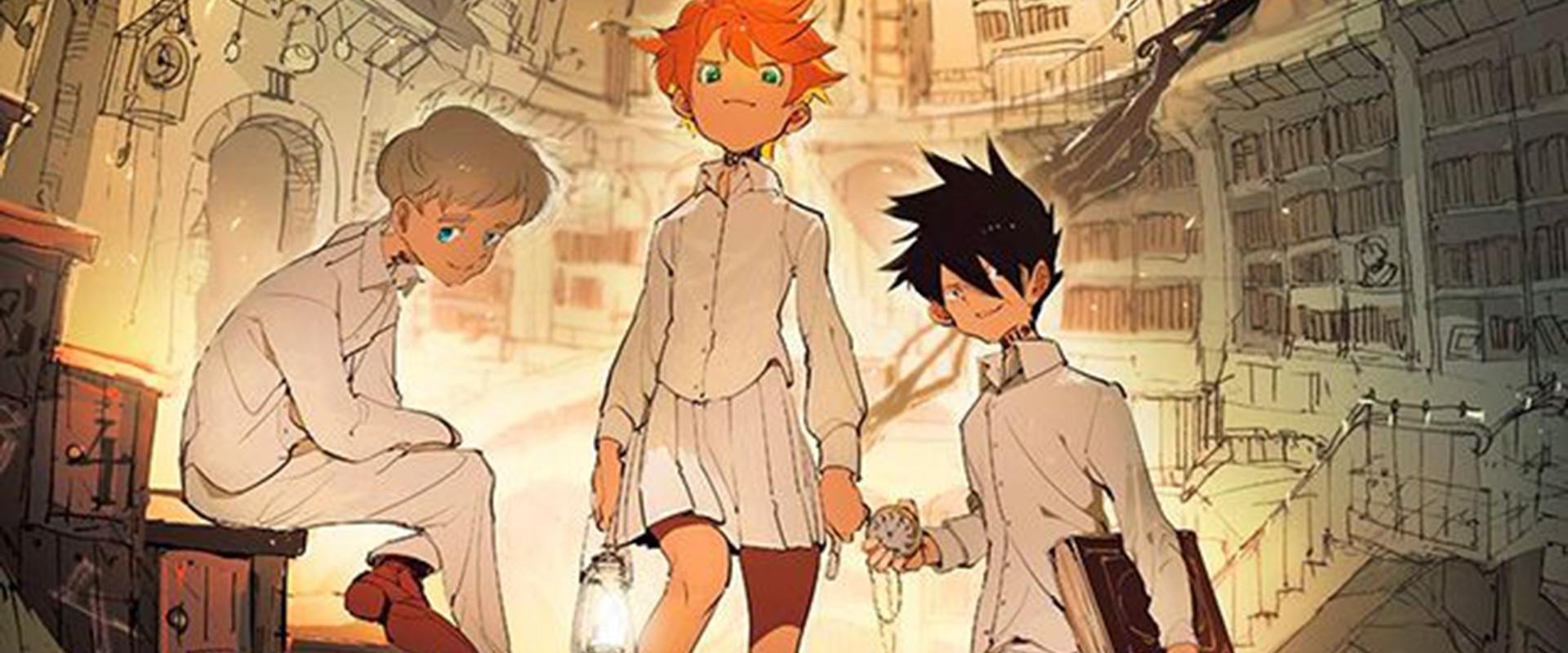 Promised Neverland : Sorties Mangas Août 2020 au Québec : Deuxième semaine