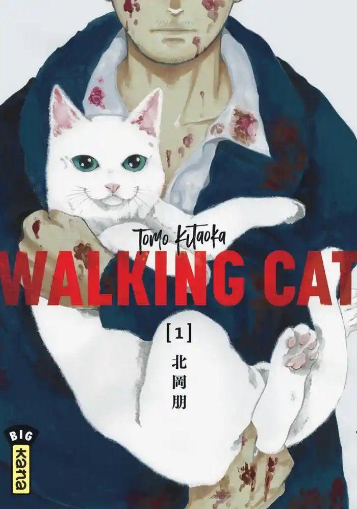 Walking Cat : 10 Août 2020 au Québec!