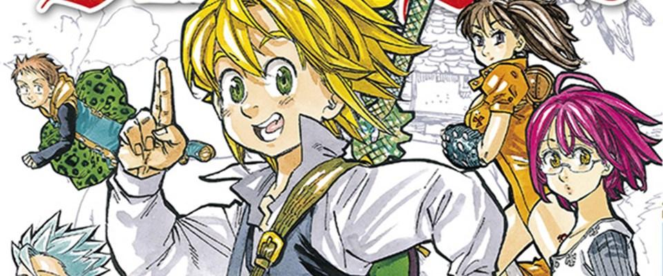 Seven Deadly Sins - Manga