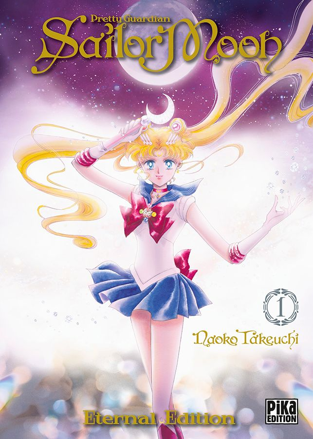 Sailor Moon Manga - Eternal Edition