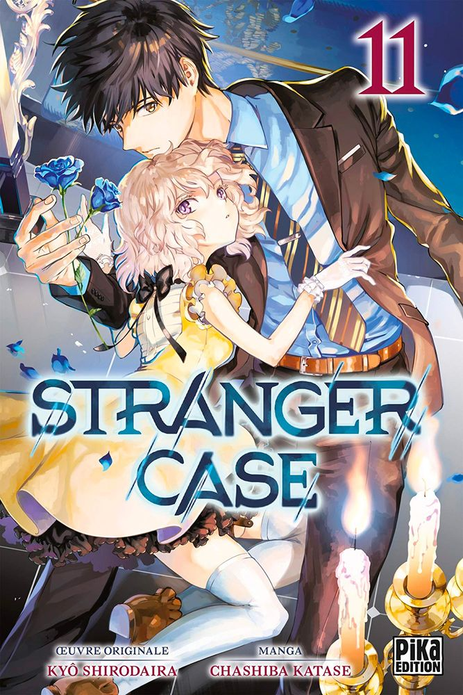 Stranger Case   In:Spectre