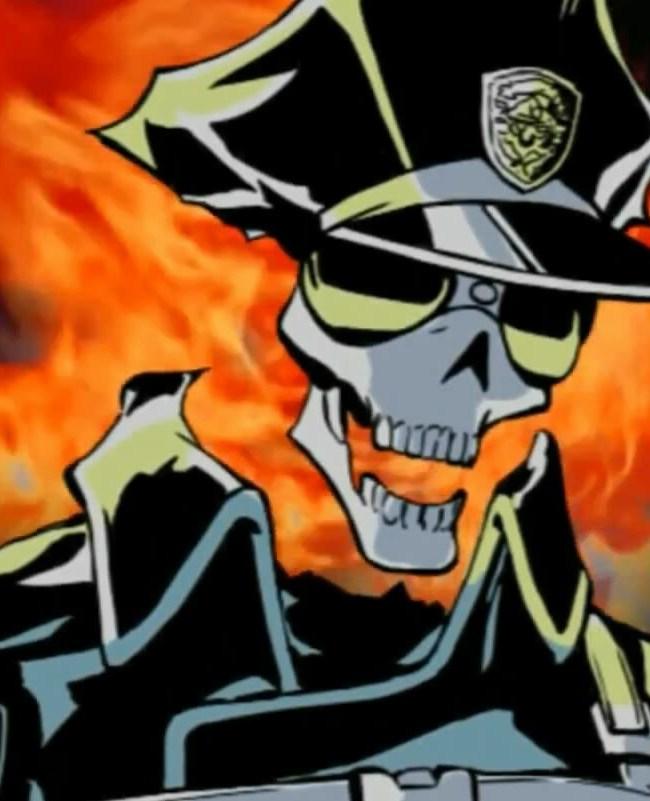 Inferno Cop