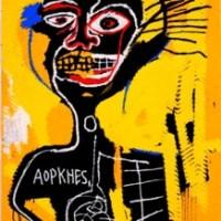 Jean-Michel Basquiat (1960-1988) / Delphine Sandoz (1968) § Anatomie