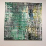 """""""Cage"""", 2006, série de 6 toiles, 290x290 cm.Tate Modern, Londres"""
