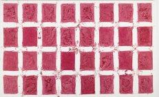 Tabula, 1980. Huile et acrylique sur toile, 285,6 x 454,5 cm Paris, Centre Pompidou, Musée national d'art moderne, achat, 1982