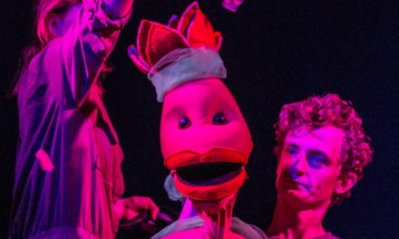 The Vault Festival: Cicada Studios' 'Blood & Bone' and Puppetry for Grown-ups
