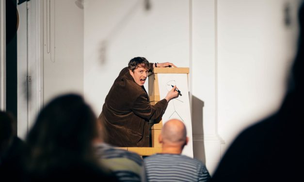 Theatre Outside the Box: 'All of Me' at the Vault Festival