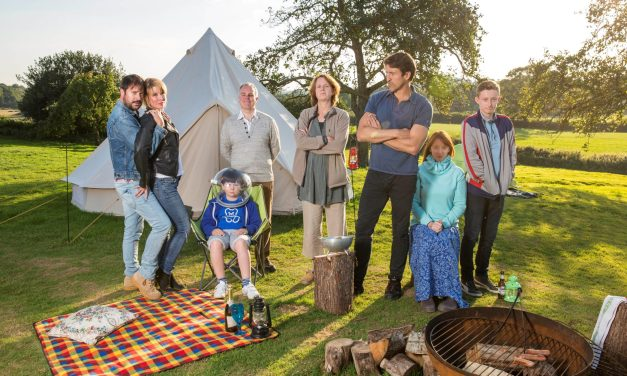 """Where's My Zimmer Frame?"": Middle Age and Midlife Crises in 'Camping'"