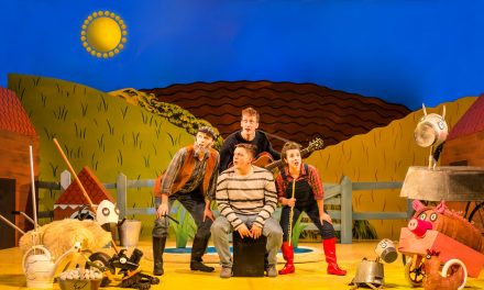 'What The Ladybird Heard' at the Lyric Theatre: Children's Literature on the London Stage