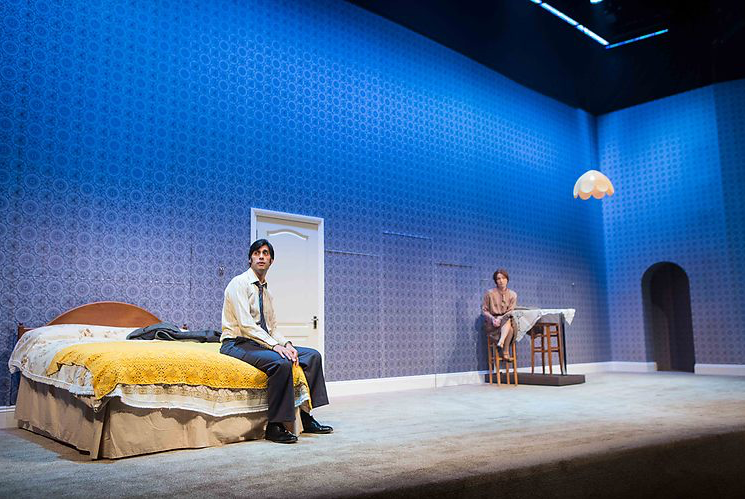 "Harold Pinter's 'Betrayal' at the Salisbury Playhouse: ""that old itch"""