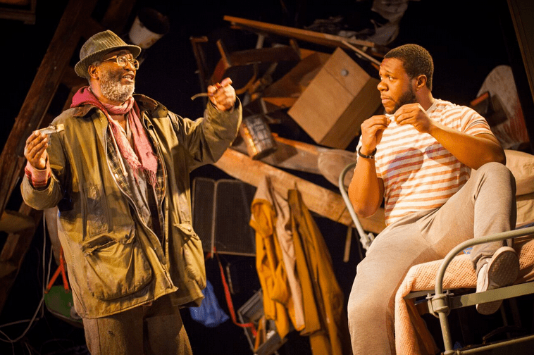 Living in a Shattered Society: 'The Caretaker' at Bristol Old Vic