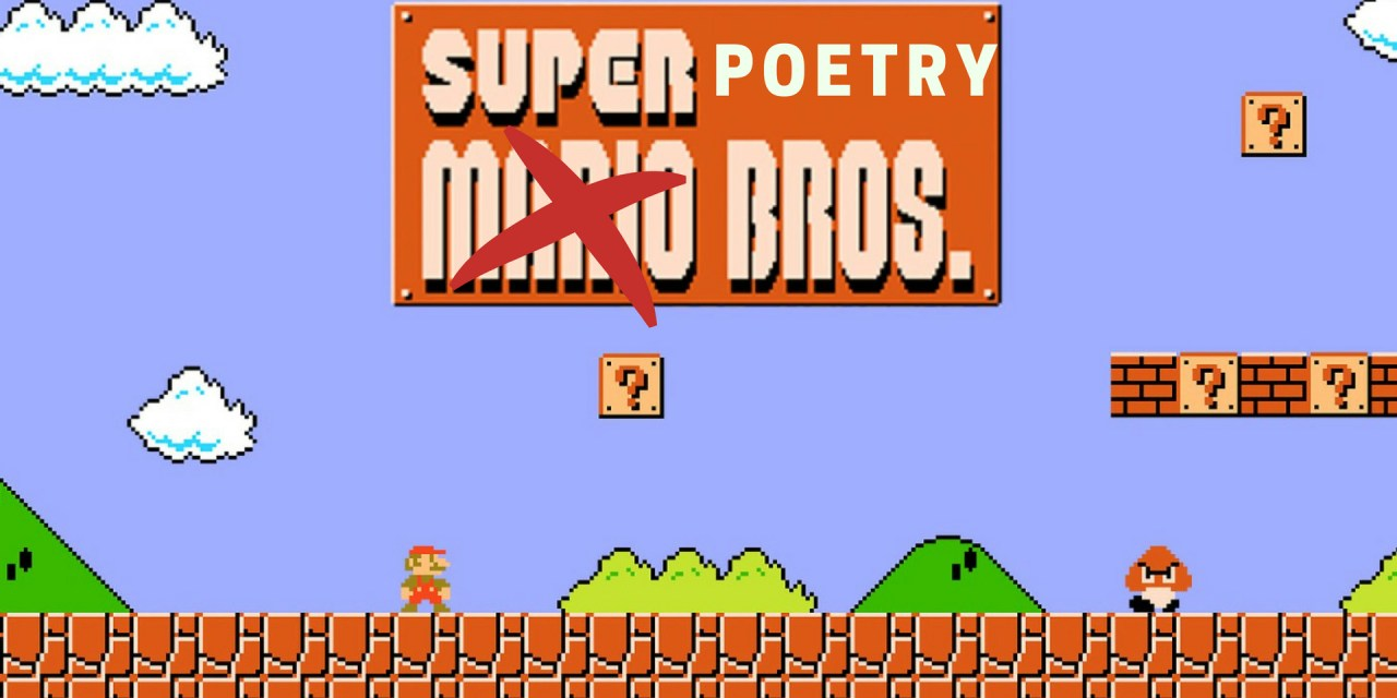 The Lyric is in Another Castle: Poetry and Video Games