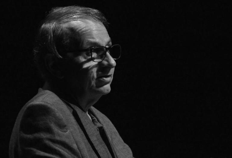 Michel Houellebecq em Porto Alegre, no Fronteiras do Pensamento (foto: Luiz Munhoz)