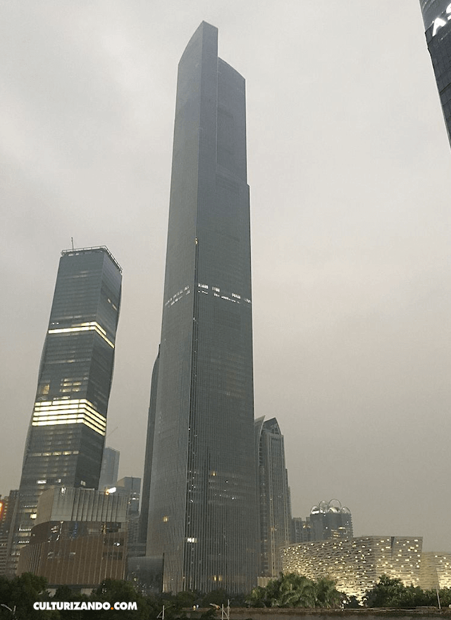 En Imgenes Los 10 edificios ms altos del mundo