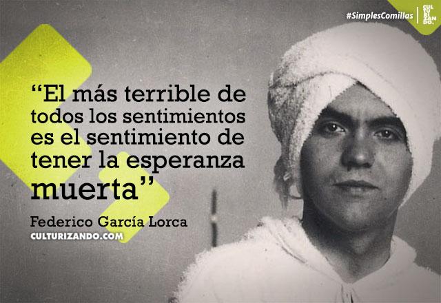 Frases de Federico Garca Lorca