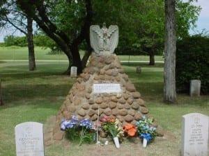 Geronimo's grave