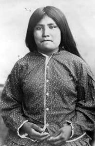 Eva (Geronimo's daughter)
