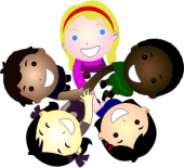 https://openclipart.org/detail/201655/five-kids-smiling-together-by-cyberscooty-201655