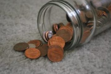 http://pixabay.com/en/pennies-coin-coins-money-jar-15727/