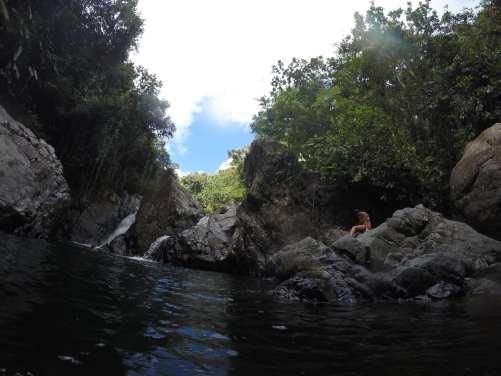 Photo taken by Lauren Norris at Rio Tinajas while visiting Puerto Rico.