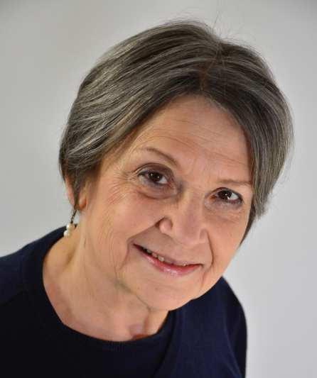 Ruth Van Reken, Photograph, Profile, Headshot