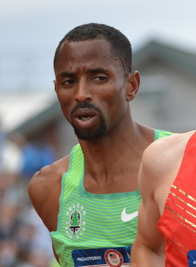 Image of Hassan Mead at the 2016 Olympics