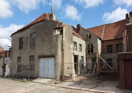 Puddingfabriek voor restauratie