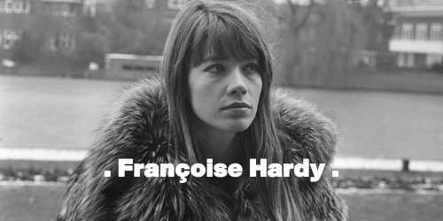 Tous Les Garçons Et Les Filles (1962) – Françoise Hardy (法語) 浪漫與孤獨