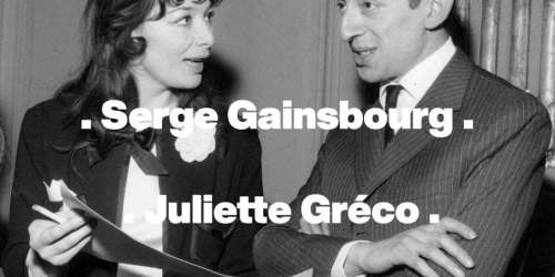 La Javanaise (1963) – Serge Gainsbourg & Juliette Gréco 人生玩家丨以歌舞得到芳心