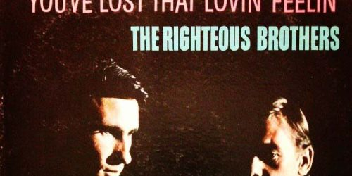 You've Lost That Loving Feeling- The Righteous Brothers 只知道你感覺失了蹤?