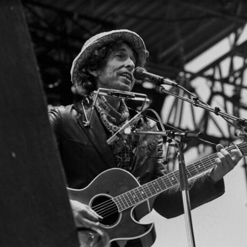 Like a Rolling Stone (1965) – Bob Dylan 唱出何為滾石