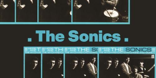 Psycho (1965) – The Sonics