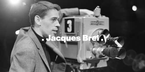 Amsterdam (1964) – Jacques Brel 一首只錄製了現場版本的法語歌曲