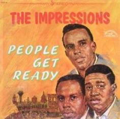 People Get Ready單曲版本 // 來源自網上圖片