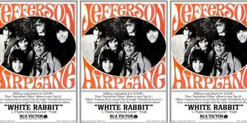 White Rabbit (1967) – Jefferson Airplane