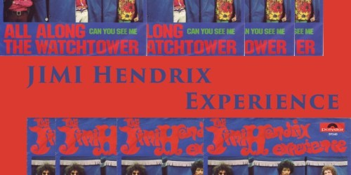 All Along the Watchtower – The Jimi Hendrix Experience
