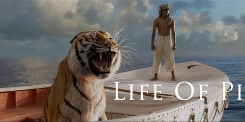 Life of Pi《少年Pi的奇幻漂流》:在物競天擇適者生存世界,如何作出抉擇?