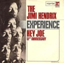 Jimi Hendrix版本歌曲Hey Joe