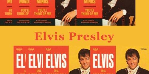 Suspicious Minds – Elvis Presley:歌詞及意思