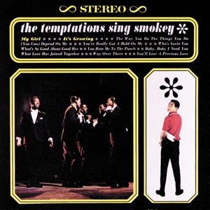 My Girl 單曲被收錄於專輯《The Temptations Sing Smokey》