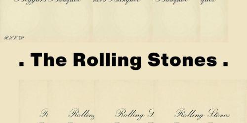 Street Fighting Man – The Rolling Stones:歌詞及意思
