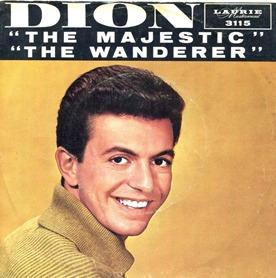 單曲 The Wanderer // 網上圖片