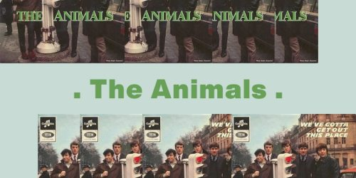 We Gotta Get Out of This Place – The Animals:歌詞及意思