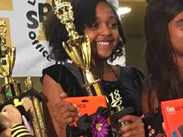 Amira Takes 2nd La County Spelling Bee Jimmy