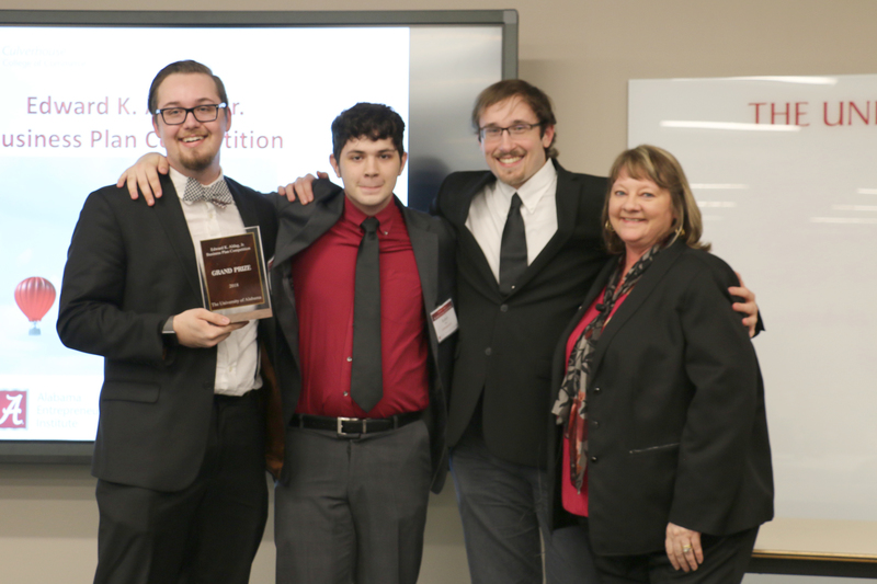 High Five Studios Grand Prize Winner in 2018 Aldag Business Plan Competition | Culverhouse College of Business