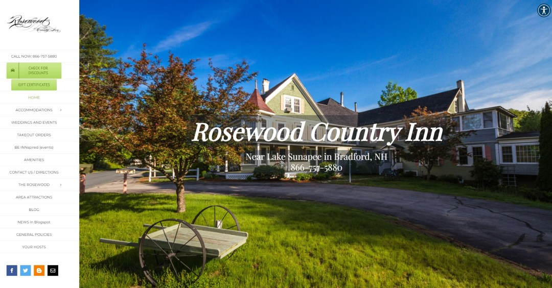 Rosewood Country Inn