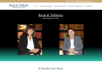 Rock & Tebbetts