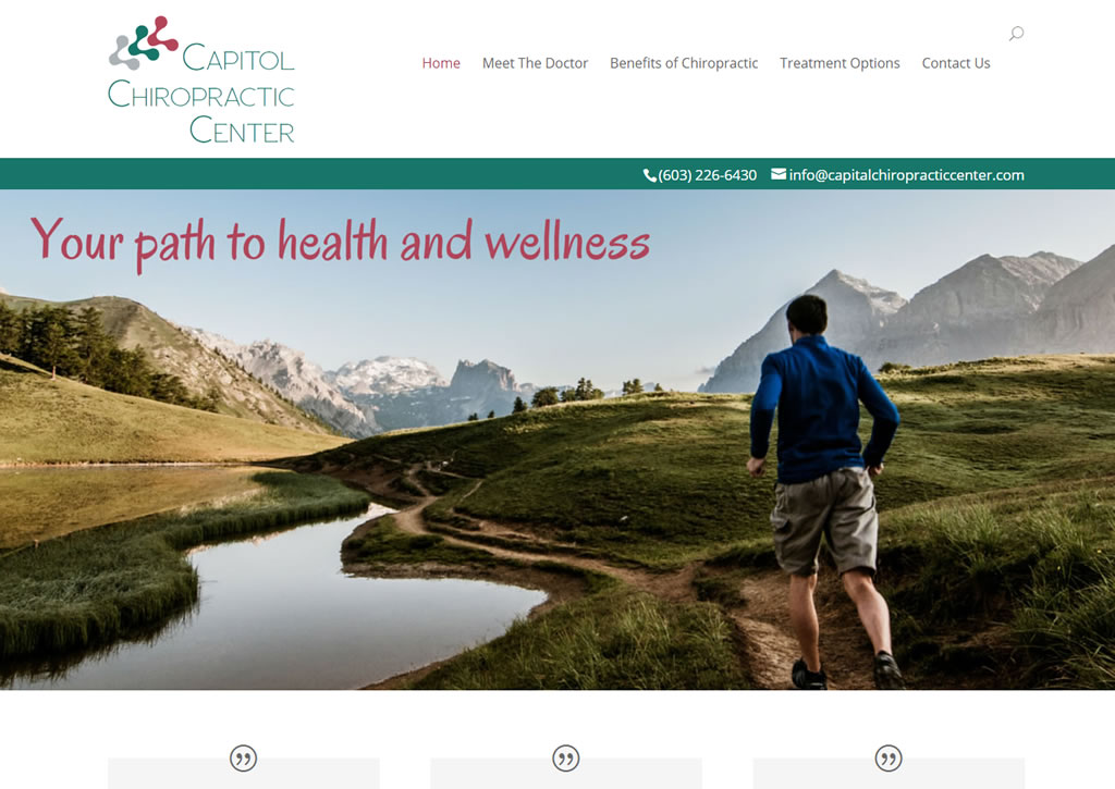 Capitol Chiropractic Center