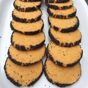 Parmesan Cookies Ottolenghi