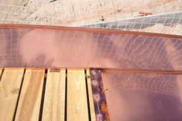 Cubiertas de cobre